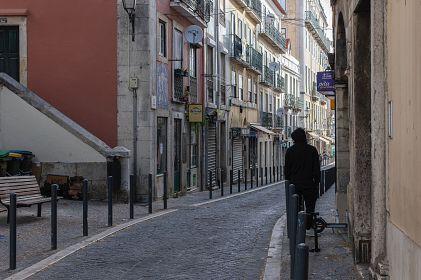 The Walker Diaries - Lisbonne